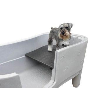 bañera de mesa para canes